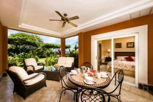 Luxury Oceanfront Condo in Playa Langosta Costa Rica