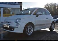 BAD CREDIT CAR FINANCE AVAILABLE 2009 59 Fiat 500 1.3 MultiJet SPORT