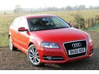 2010/60 Audi A3 2.0TDI Sport, 87K SORRY NOW SOLD