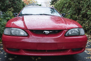 1998 Ford Mustang Coupé (2 portes)