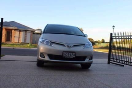 2012 Toyota Tarago - Low Kms