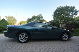 1993 Chevrolet Camaro Z28 Coupe (2 door)