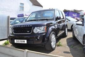 Land Rover Discovery 4 3.0SD V6 auto 2011MY HSE