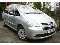 Citroen **PICASSO DIESEL** 1.6HDi 2006 **only 66k miles** ~TRADE CLEARANCE~