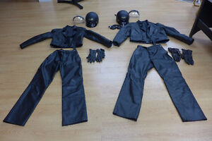 Leather Motorcyle Suits TAURUS (Jackets and Pants) 120.--/ea. West Island Greater Montréal image 2