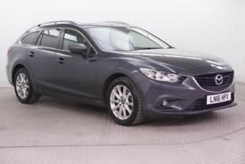 2016 Mazda 6 D SE-L NAV Diesel grey Automatic