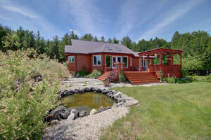4500 sq ft Country Oasis Home on 42 Acres, 3 acre Lake! London Ontario image 2