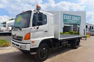 HINO 500 SERIES ** 4X4 ** TRAYTOP ** #4992 Archerfield Brisbane South West Preview