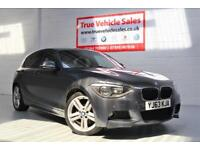 BMW 118d 143bhp Hatch Auto M Sport - LOW RATE PCP £199 PER MONTH