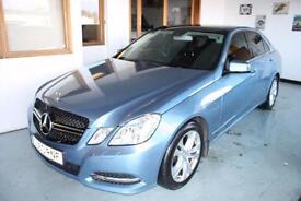 Mercedes-Benz E350 3.0CDI ( 265bhp ) Blue F auto CDI Avantgarde