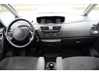 LHD LEFT HAND DRIVE Citroen Grand C4 Picasso 1.6HDi AUTOMATIC 7 SEATER 2010 PANO