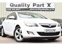 2012 Vauxhall Astra 2.0 CDTi ecoFLEX 16v SRi (s/s) 5dr