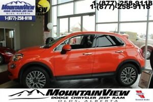 2017 Fiat 500X Lounge  - Leather Seats -  Heated Seats