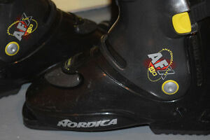 NORDICA AFX4.0 Ski Boots size 27.0 to 27.5