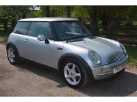 Mini Mini 1.6 ( Chili ) Cooper 2003 12 Months MOT