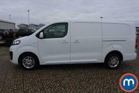 2019 Vauxhall Vivaro 2900 1.5d 100PS Sportive H1 Van Van Diesel Manual