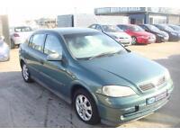 Vauxhall/Opel Astra 1.6i ( a/c ) 2001MY Club