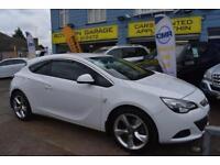 BAD CREDIT CAR FINANCE AVAILABLE 2013 13 VAUXHALL ASTRA GTC 1.4 TURBO SRi