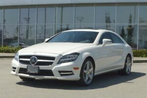 2013 Mercedes-Benz CLS550 4MATIC Coupe