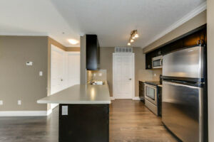 2 Bed 2 Bath UG parking + Pet friendly Condo in NW YEG