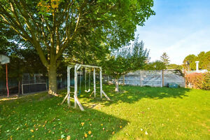 This full 4 level side split house is a rare find. A must see! Kitchener / Waterloo Kitchener Area image 10