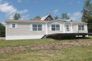 2 bdrm, 2 bath mini home for sale