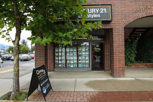 Salmon Arm - 1,290sqft of Professional Office Space for Sale