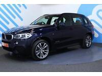 2015 BMW X5 3.0 30d M Sport Steptronic xDrive 5dr (start/stop)