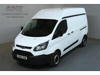 FORD TRANSIT CUSTOM 2.2 290 99 BHP L2 H2 LWB HIGH ROOF