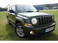 2009 Jeep Patriot 2.4 Limited Station Wagon 4x4 5dr