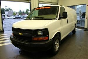 2016 Chevrolet EXPRESS CARGO 2500 ALLONGÉ **LIQUIDATION**