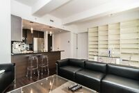High end condo for sale and close to McGill & UQAM universities
