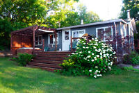 LAST MINUTE WATER FRONT COTTAGE - Crowe River
