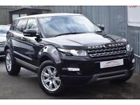 2012 Land Rover Range Rover Evoque SUV 5Dr 2.2SD4 190 DPF SS EU5 Pure TECH 6Spd
