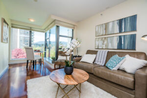 The PARK - 1 Bed w/ Den 1Bath 570 Sq Ft Condo For Sale!