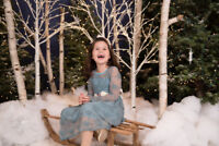 Christmas Photography Mini-Session - In Studio (Guelph)