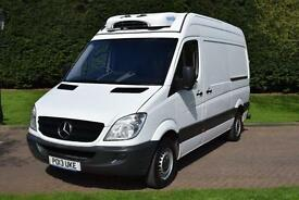 Mercedes Benz Sprinter Fridge van Mwb 313 cdi 130 bhp