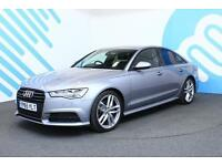 2015 Audi A6 Saloon 3.0 TDI Black Edition S Tronic Quattro 4dr (start/stop)
