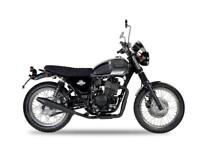 MASH MOTORCYCLES DIRTSTAR 400CC SCRAMBLER EURO 4 ABS 2018