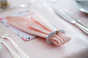 Napkin ring holders, 20$ for 37 pieces! Handmade!