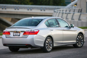 Lease takeover honda accord 12 months