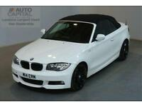 BMW 1 SERIES 2.0 123D M SPORT 202 BHP AUTO A/C SAT NAV