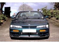 Nissan 200SX S14a Kouki Silvia Drift