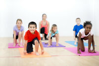 Kids Yoga Saturday Morning  at Heron Creek Ancaster