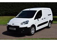 Peugeot Partner 1.6HDi 5 Seat crew Van 1.6 hdi
