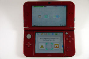 New Nintendo 3DS XL - Red Edition