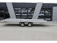 AMS 5m Long Car Transporter Trailer Recovery Truck Body 2700kg