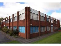 Office & Industrial units
