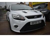 BAD CREDIT CAR FINANCE AVAILABLE 2009 59 FORD FOCUS 2.5 RS