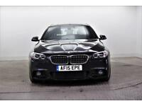2015 BMW 5 Series 520D M SPORT TOURING Diesel grey Automatic